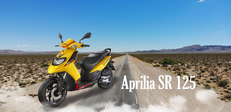 APRILIA SR 125