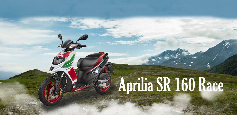APRILIA SR 160 RACE