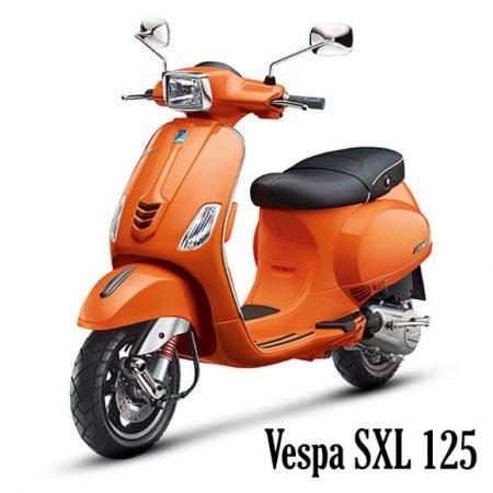 VESPA SXL 125