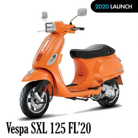 VESPA SXL 125 FaceLift'20
