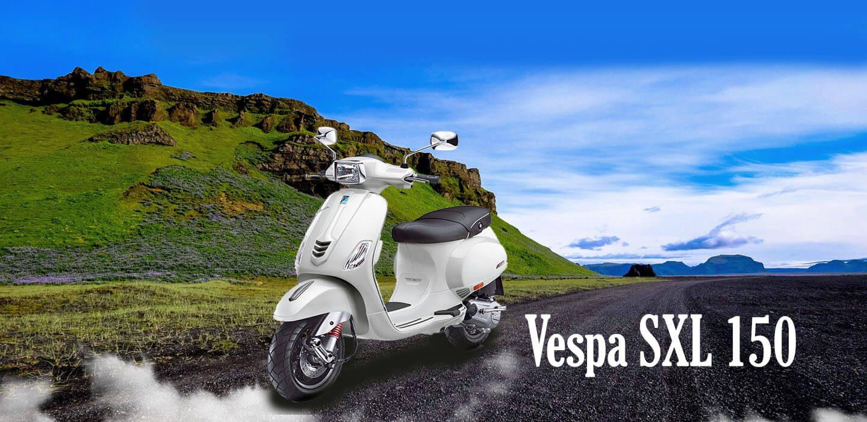 VESPA SXL 150