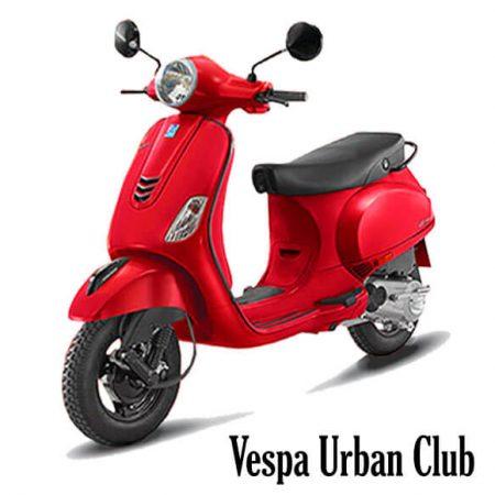 VESPA URBAN CLUB