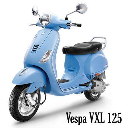 VESPA VXL 125