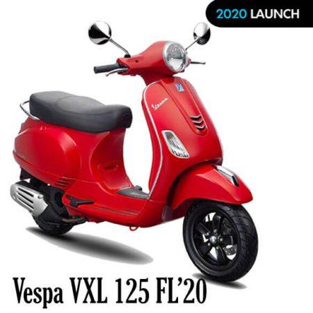 VESPA VXL 125 FaceLift'20