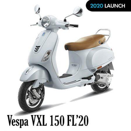 VESPA VXL 150 FaceLift'20